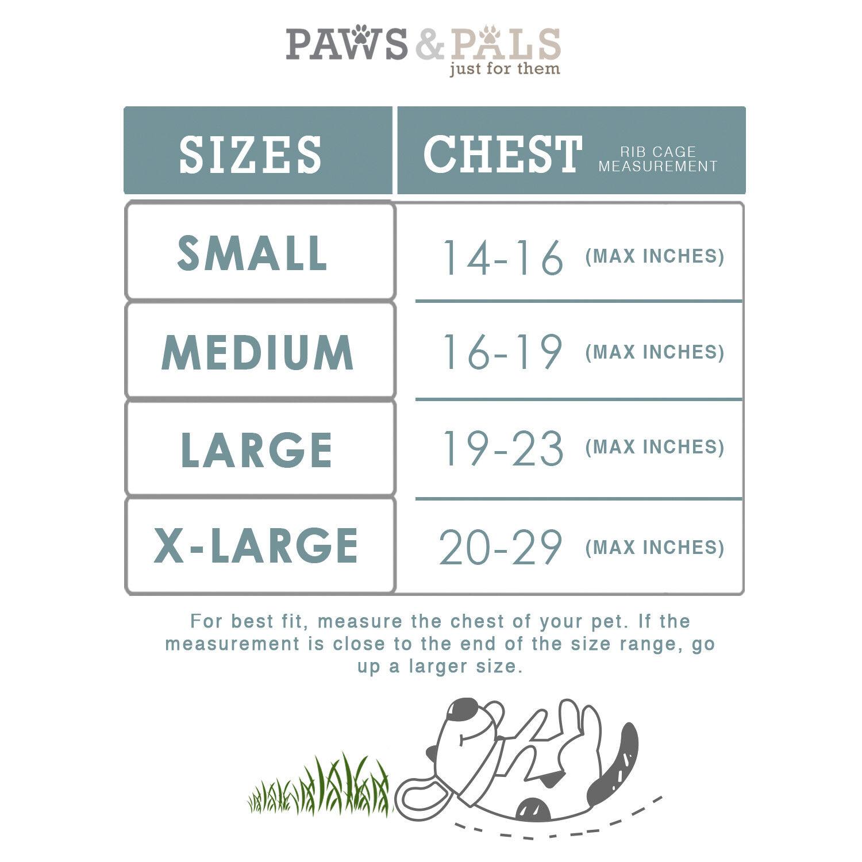 Купить Paws & Pals VAR_PH -  Pet Control Harness for Dog & Cat Soft Mesh Walk Collar Safety Strap Vest