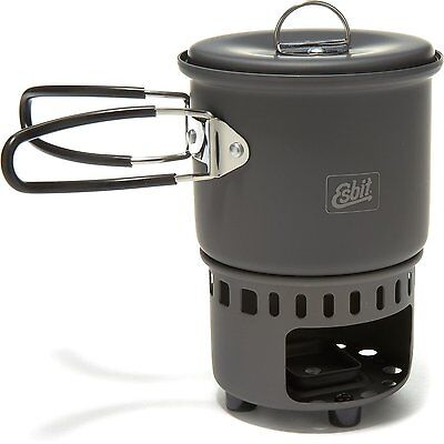 Esbit Solid Fuel Cookset. 3 pc.