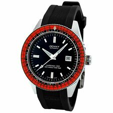 Jenny 5000.10.101.20 Men's Caribbean Black Automatic Watch