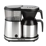 Bonavita BV1500TS 1100-watt Stainless Steel, Thermal Carafe Coffee Brewer 5 Cup