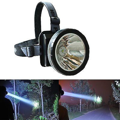 Odear Lie Wang Headlamp Rechargeable LED Flashlight for Fishing Camping Hunting