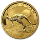 2015 Australia 1 oz Gold Kangaroo BU - SKU #88599