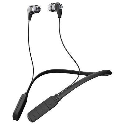 New Skullcandy Inkd Wireless Bluetooth Earbuds  Black