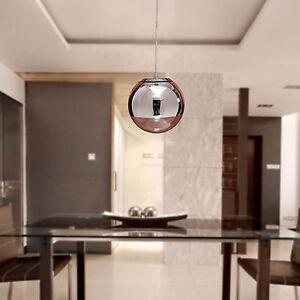 Modern 1 Light Glass Pendant Hanging Lamp Chandelier Lighting Ceiling Fixture