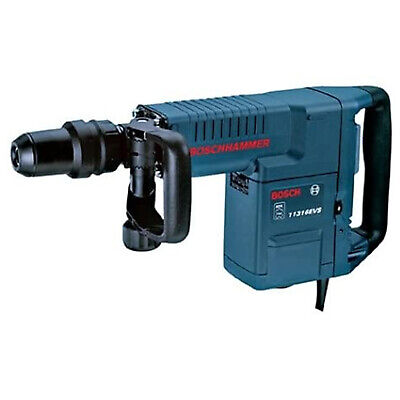 Bosch 120v Sds-max Shock-absorbing Demolition Chisel Chipper Hammer Open Box