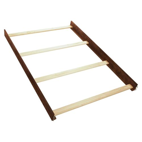 Crib Conversion Kit Full Size Wood Bed Rails, Espresso Truffle Simmons Kids