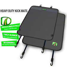NEW Car Seat Back Protector (2-Pk) - Best Child Kick Mat by Drive Auto Products™