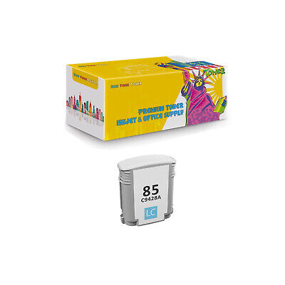 Light Cyan C9428A Compatible Ink Cartridge for HP 85 Designjet 30 130 series