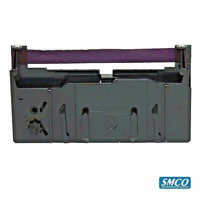Samsung Sam4s Er4615 Er-4615 Cash Register Ink Ribbon Cassette Purple By Smco