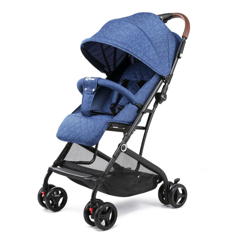 Baby Stroller Carriage Buggy Lightweight Foldable Cynebaby Strollers for Infant