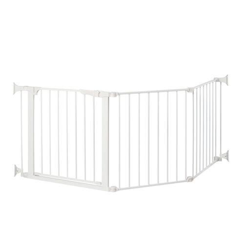 "Command Pet Custom Fit Gate, 29.5"", White"