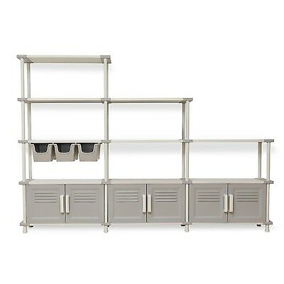 Toomax Freedom Promo Pack Modular Wall Unit Cabinets and Shelves