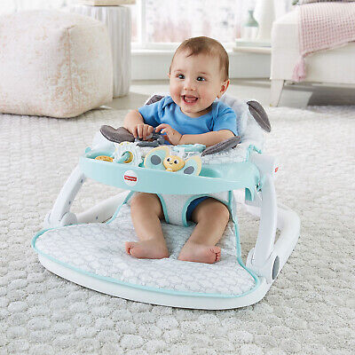 Infant Baby Comfortable QUALITY Floor Chair Seat - for ages 2 to 8 months *NEW*