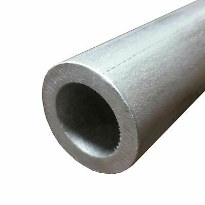 304 Stainless Steel Round Tube 1-14 Od X 0.188 Wall X 12 Long Seamless