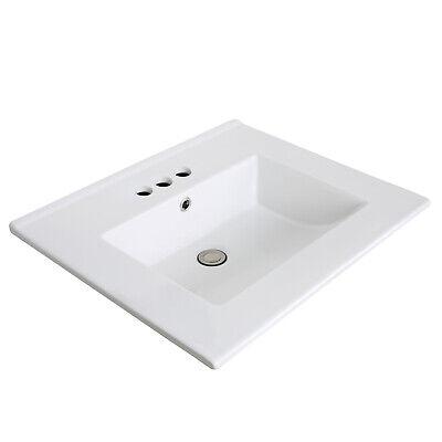 - Bathroom Ceramic Sink 24
