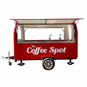 Food & Coffee Mobile Trailer - Start Being Your Own Boss!! South Townsville Townsville City Preview