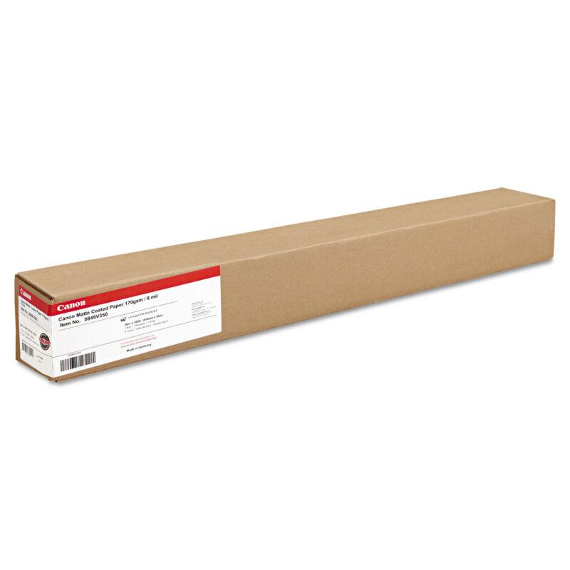 """Pm Company Amerigo Inkjet Bond Paper Roll 42"""" x 150 ft. White 44142"""