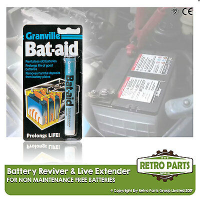 Car Battery Cell Reviver/Saver & Life Extender for Audi A6 Allroad.