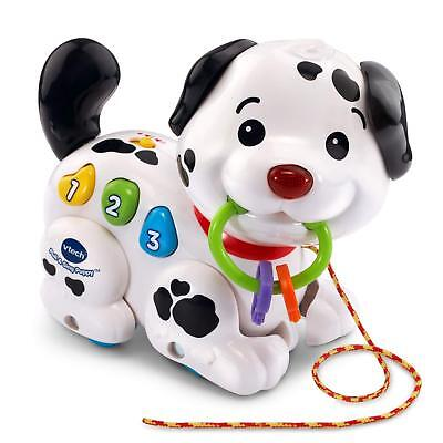 Vtech Pull (VTech Pull and Sing Puppy Baby Toys Girl Boy Toddlers Educational For 1-3)