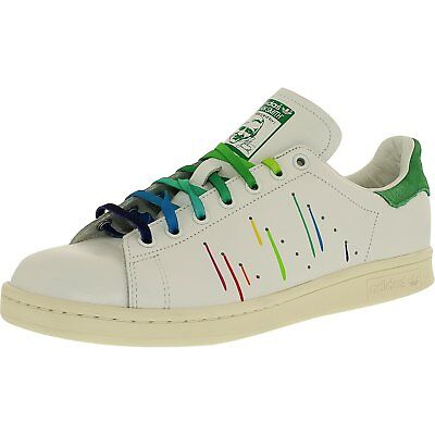 Adidas Mens Stan Smith Ankle High Leather Fashion Sneaker