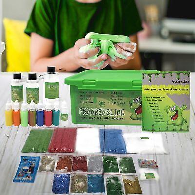 Frankenslime Ultimate DIY Slime Kit & Science Experiment Kit