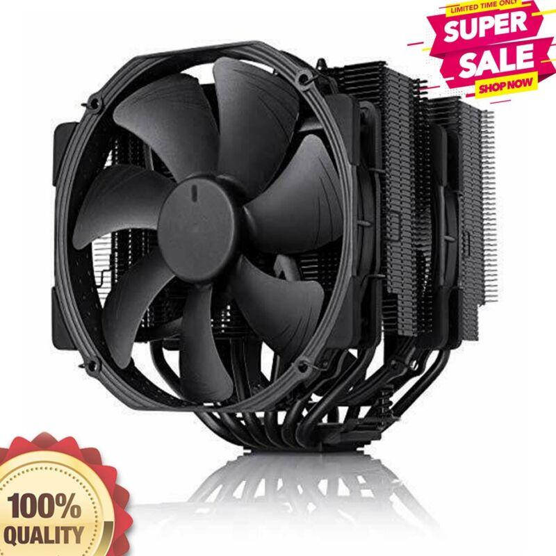 Noctua NH-D15 chromax Black Dual-Tower CPU Cooler 140mm Blac