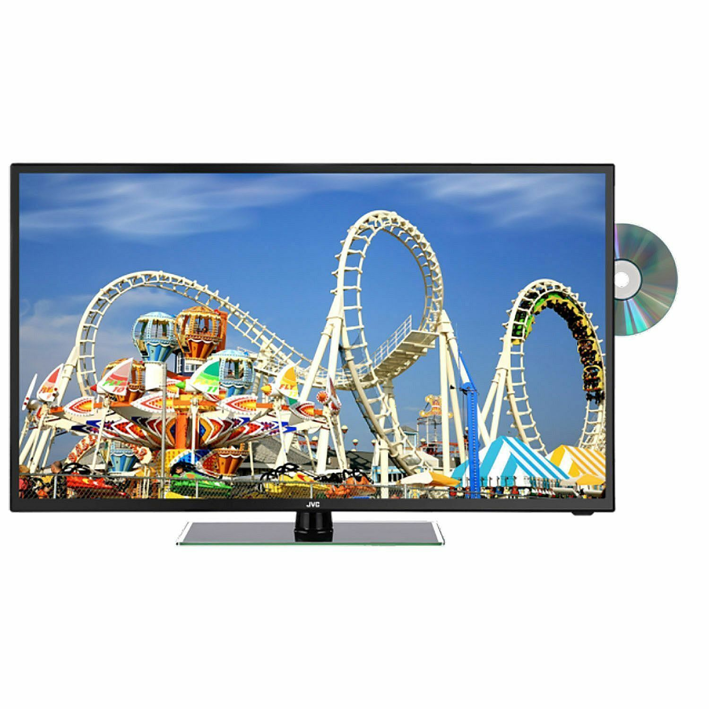 "NEW JVC 32"" Class 720p LED/DVD Combo HDTV - LT-32DE75"