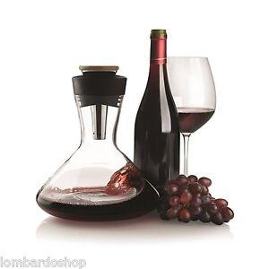 Decanter classic in vetro vino bottiglia caraffa areatore - Areatore per finestra ...