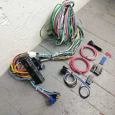 1932 - 1948 Dodge Wire Harness Upgrade Kit fits painless update compact new KIC
