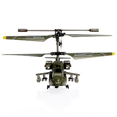 Remote Control Helicopter Outdoor Gyro RC 3.5 Flute Syma Radio Mini Led New
