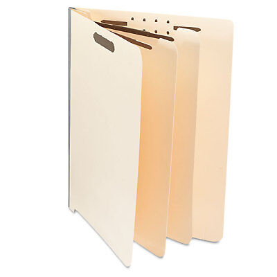 Universal Manila End Tab Folders With Full Cut Letter Six-section 10box 16150