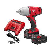 Milwaukee 1/2 Cordless Impact Wrench