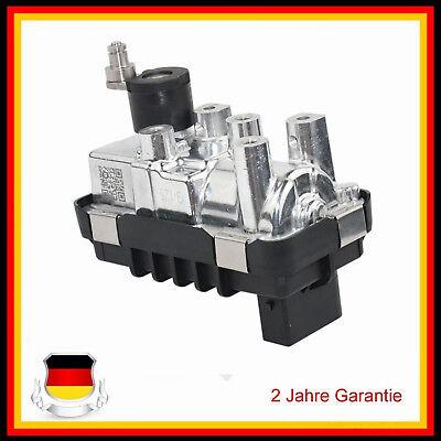 Turbo Elektronik (Ladedrucksteller Stellmotor Für BMW 525d 530d Turbolader 6NW009412 712120 G-125)