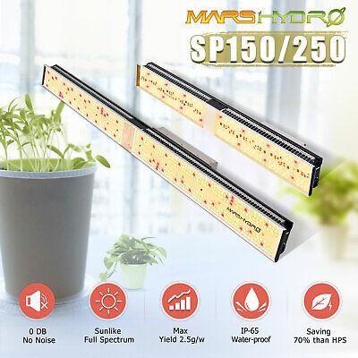 2 Kopf LED Pflanzenlicht Wachstumslampe Vollspektrum Grow Light Pflanzenlampe