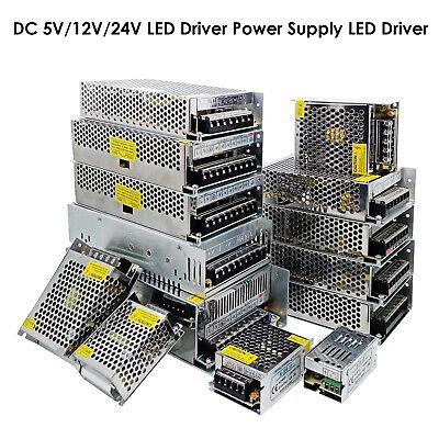 Dc 5v12v24v Led Driver Switching Power Supply Transformer For Led Strip Cctv Uk