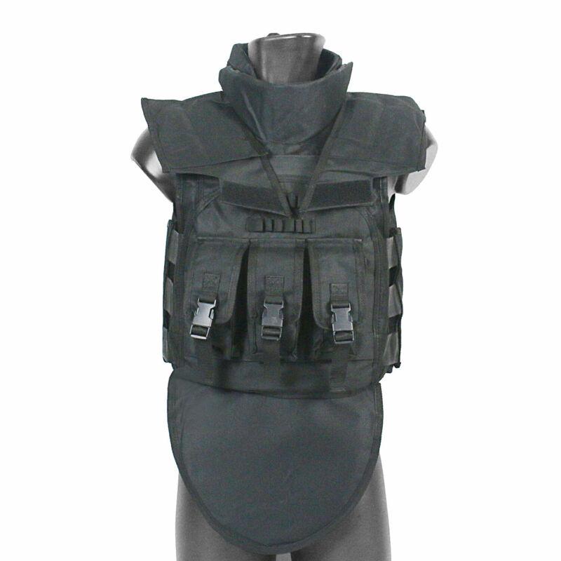 MetalTac Airsoft Vest Light Duty EOD Tactical Paintball Pouches