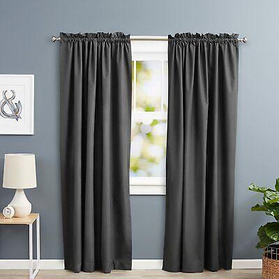 Tenda Termica Isolante Oscurante con 2 Fermatenda e 1 Pannello, 135 x 244 cm
