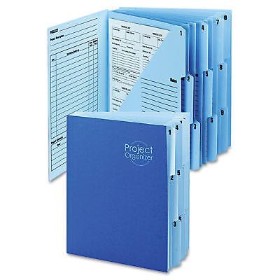 Smead Project Organizer Expanding File Folder 10 Pocket