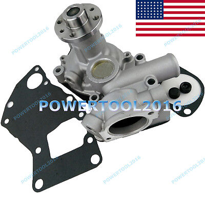Water Pump 8972541481 for ISUZU 4LE1 PLUS SOLAR 035 ZX55UR 60UR Excavator