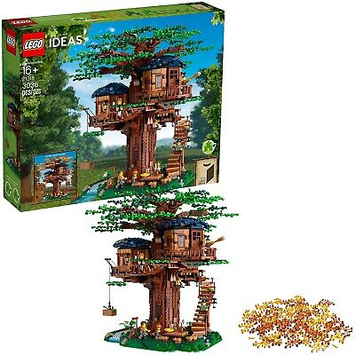 LEGO Ideas ~ TREE HOUSE ~ 21318~ Fast Shipping ~ Brand New & Sealed