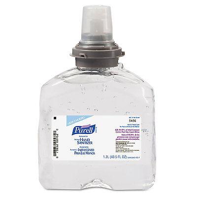 PURELL Advanced TFX Gel Instant Hand Sanitizer Refill 1200mL 545604EA