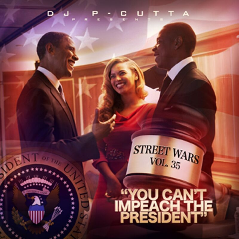 "Dj P-cutta - Street Wars Vol. 35 ""you Can"