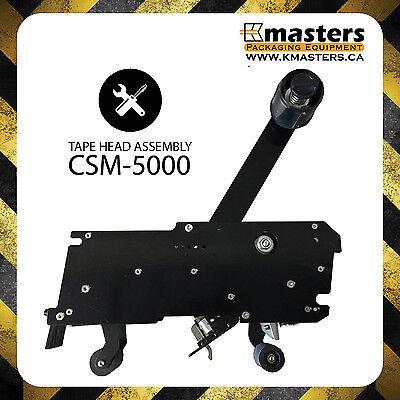 Csm-5000 Carton Sealer Upperlower Taping Head 2