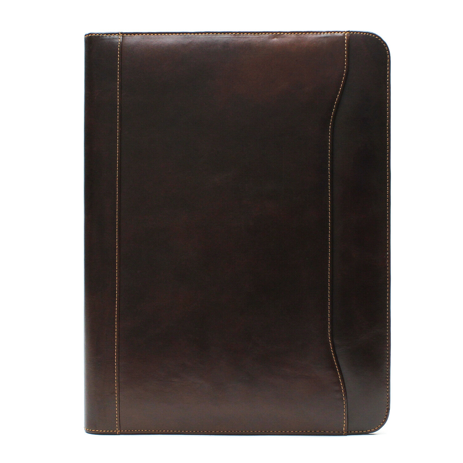 Tony Perotti Ultimo Padfolio Italian Leather Writing Portfol