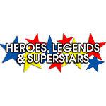 Heroes Legends Superstars