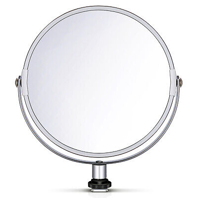 "Neewer Specchio Circolare Selfie Truccatura d'Ingrandimento per Luce Anulare 18"""