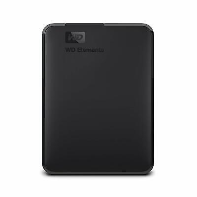 Externe Festplatte WD Elements WDBU6Y0040BBK-WESN 4TB USB 3.0