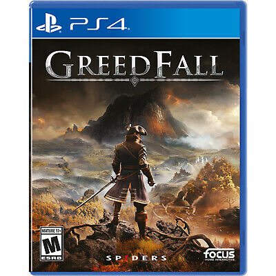 GreedFall PS4 [Factory Refurbished]
