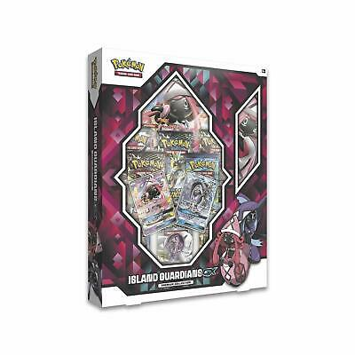 Pokemon Island Guardians GX Box Premium Collection (8 BOOSTERS + Tapu Lele GX+)