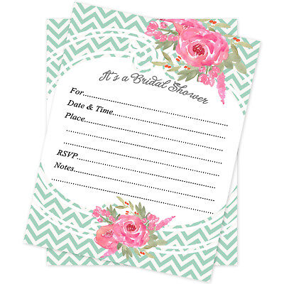 Invitations Bridal Shower Wedding Invites Cards Decoration Bridal Tea Bride 20 Bride Bridal Shower Invitation